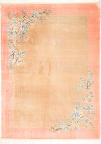 中国 シルク 120 Line 絨毯 DFA1168