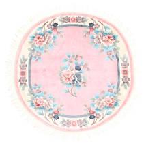 中国 シルク 120 Line 絨毯 DFA1186