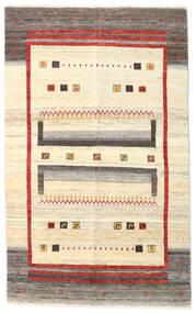 Gabbeh Kaszkuli Dywan 115X186 Nowoczesny Tkany Ręcznie Beżowy/Ciemnobeżowy (Wełna, Persja/Iran)