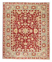 Egypt Rug 297X367 Authentic Oriental Handknotted Dark Red/Dark Beige Large (Wool, Egypt)