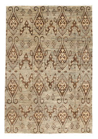 Ziegler Modern Rug 191X283 Authentic  Modern Handknotted Light Brown/Brown (Wool, Pakistan)