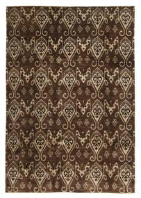 Ziegler Modern Rug 202X295 Authentic  Modern Handknotted Dark Brown/Light Brown (Wool, Pakistan)