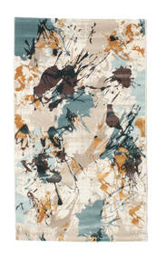 Xenia - Beige / Blauw tapijt RVD9836