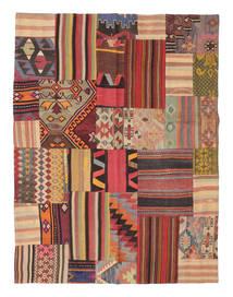 Kilim Patchwork carpet XCGQ125