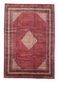 Sarouk Mir Rug 250X373 Authentic  Oriental Handknotted Brown/Dark Red Large (Wool, Persia/Iran)