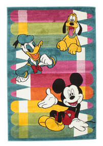 Tappeto Disney Colour Fun con Mickey CVD9149