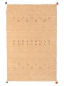 Loribaf Loom Szőnyeg 117X181 Modern Csomózású Sötét Bézs/Világosbarna (Gyapjú, India)