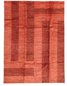 Ziegler Modern Rug 204X282 Authentic  Modern Handknotted Rust Red/Orange (Wool, Pakistan)