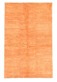 Ziegler Modern Rug 124X191 Authentic  Modern Handknotted Light Pink/Orange (Wool, Pakistan)