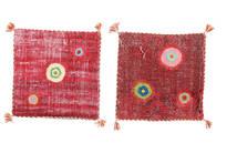 Párnahuzat Vintage Relief szőnyeg MPB270