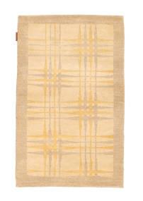 Ziegler Modern Rug 78X125 Authentic  Modern Handknotted Dark Beige/Light Brown (Wool, Pakistan)