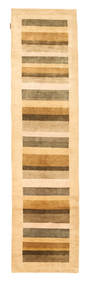 Ziegler Modern Rug 77X303 Authentic Modern Handknotted Hallway Runner Light Pink/Light Brown/Brown/Dark Beige (Wool, Pakistan)