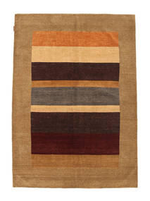 Ziegler Modern Rug 154X213 Authentic  Modern Handknotted Brown/Dark Brown (Wool, Pakistan)