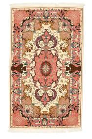 Tabriz 50 Raj silketrend tæppe ABCN344