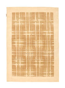 Ziegler Modern Rug 125X178 Authentic  Modern Handknotted Light Brown/Light Pink/Dark Beige (Wool, Pakistan)