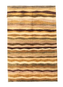 Ziegler Modern Rug 123X189 Authentic  Modern Handknotted Light Brown/Brown/Dark Beige (Wool, Pakistan)