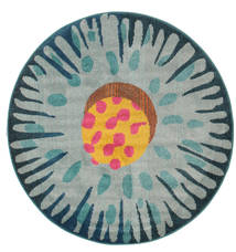 Tapis Full Bloom - Bleu CVD11811