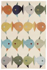 Fugl og fisk tæppe CVD11803