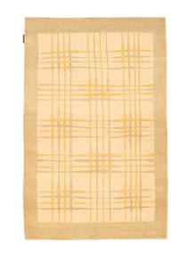 Ziegler Modern Rug 108X169 Authentic  Modern Handknotted Dark Beige (Wool, Pakistan)