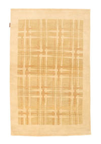 Ziegler Modern Rug 121X189 Authentic  Modern Handknotted Light Brown/Light Pink (Wool, Pakistan)