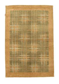 Ziegler Modern Rug 139X196 Authentic  Modern Handknotted Light Brown/Olive Green (Wool, Pakistan)