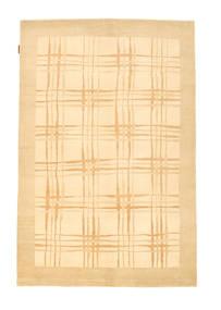 Ziegler Modern Rug 138X202 Authentic  Modern Handknotted Dark Beige/Light Brown (Wool, Pakistan)