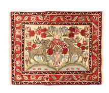 Hamadan pictorial carpet EXZX626