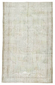 Colored Vintage Rug 171X271 Authentic  Modern Handknotted Beige/Light Grey (Wool, Turkey)