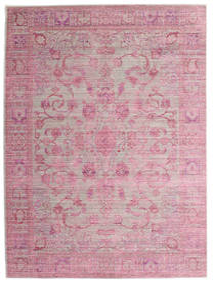 Maharani - Grijs / Roze tapijt CVD12168