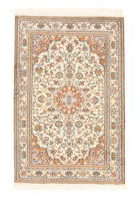 Kashmir pure silk carpet XVZA241