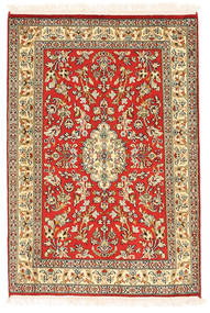 Kashmir äkta silke matta XVZC46