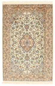Kashmir pure silk carpet XVZC181