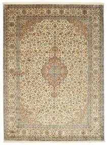 Tapis Cachemire pure soie XVZC466
