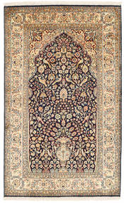 Kashmir pure silk carpet XVZC287