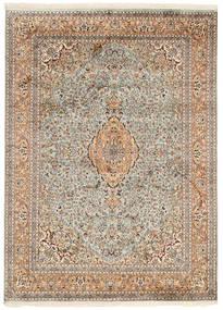 Kashmir pure silk carpet XVZC427