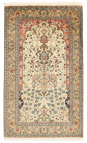Kashmir pure silk carpet XVZC280