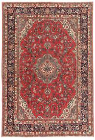 Hamadan Patina Rug 216X318 Authentic  Oriental Handknotted Dark Red/Dark Brown (Wool, Persia/Iran)