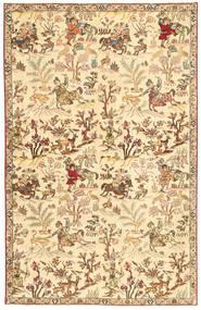 Tabriz Patina pictorial carpet XVZE1244