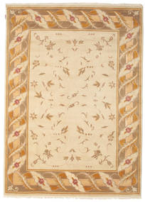 Himalaya Rug 200X279 Authentic  Modern Handknotted Beige/Light Brown ( India)