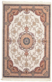 Aryana Rug 6′7″x9′10″ Oriental Light Brown/White/Creme ( Turkey)