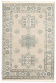 Kazak Lafayette - Cream Tapis 140X200 D'orient Gris Clair/Beige ( Turquie)