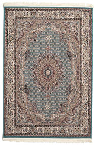 Aranja - Blue Rug 160X230 Oriental Light Grey/Black ( Turkey)