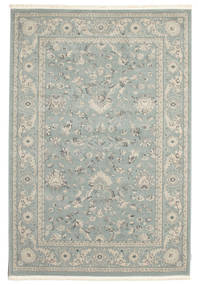 Ziegler Boston - Light Blue Rug 160X230 Oriental Light Grey/Dark Grey ( Turkey)