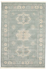 Kazak Lafayette Rug 160X230 Oriental Light Grey/Beige ( Turkey)