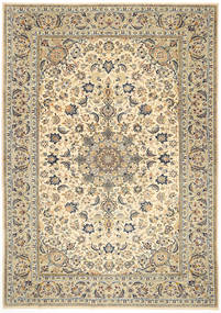 Najafabad Patina Rug 285X405 Authentic  Oriental Handknotted Light Brown/Beige Large (Wool, Persia/Iran)