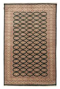 パキスタン ブハラ 2ply 絨毯 NAS306