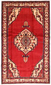 Lori Rug 175X295 Authentic Oriental Handknotted Crimson Red/Light Pink (Wool, Persia/Iran)