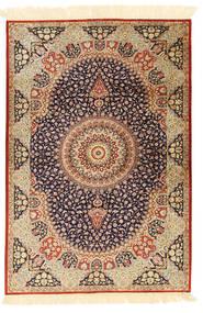 Ghom zijde tapijt XVZI54