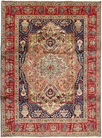 Kashmar Rug 244X340 Authentic Oriental Handknotted Dark Red/Dark Blue (Wool, Persia/Iran)