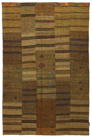 Kilim Patchwork carpet XCGZB48